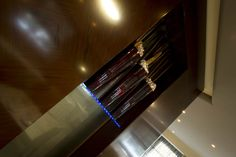 PORTFOLIO STUDIO SIMONETTI: detail@Bentley Hotel (credits Luca Gambuti), architectural project of interiors, #studiosimonetti #progettoalberghiero #bentleyhotelgenova #meliagenova #hotel5stellelusso