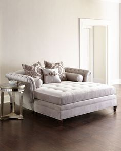 Duncan Playpen Settee by Haute House at Neiman Marcus.