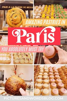 Best Paris Pastries | Best Paris Desserts | Paris Pastry Guide | Paris Dessert Guide | Paris Food Guide | Where to Eat in Paris | Best Food in Paris | Best Pastries in Paris | Paris Travel Guide | French Pastries | French Pastry Guide | Things to Do in Paris | What to Eat in Paris