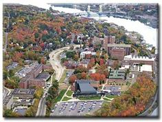 Michigan Tech University, Houghton, MI was originally created to train mining engineers in local mines.