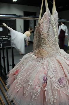 ballet costume pink fashion