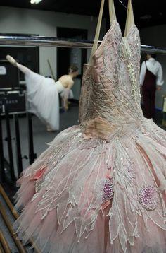 ballet costume pink fashion