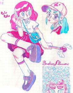 junk gallery | Magical girl !
