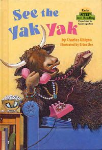 See the Yak yak illustrated by Brian Lies
