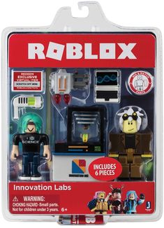 Roblox Toy Reviews