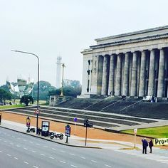 """Law University"" - apart from studying, most 'porteños' use it to train due to the large stairs  . #Tuesday #Facts #Tradition  Welcome to Buenos Aires. Welcome Home!  #classic #clasico #argentina #buenosaires #tradicion #tradition #BA #travel #learn #try #culture #simple #cultura #aprender #conocer #explore #live #travel #wander #wanderlust #love #lovetraveling #backpack #backpacking #uni #train #sports"