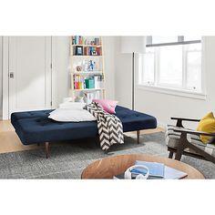 Deco Convertible Sleeper Sofa - Modern Sleeper Sofas - Modern Living Room Furniture - Room & Board