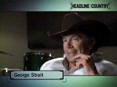 "George Strait Opens Up in Rare Interview on ""Headline Country"" 