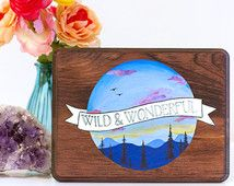 Popular items for rustic nursery sign on Etsy