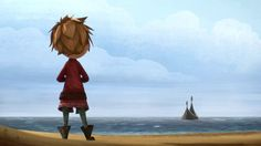Treo Fiskur. In the Northen seas, a fisherman is going to discover the wonderful origin of fish.  Treo Fiskur is a graduation short film dir...