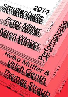Catalogue #design, #typeface, #layout