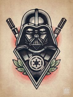 Now you got the best Star Wars tattoo designs to get inked! But if you're not sure about the character and design make sure to do proper research work about Star Wars characters and Star Wars Tattoo, Tattoo Geek, War Tattoo, Helmet Tattoo, Tattoo Art, Darth Vader Tattoo, Batman Tattoo, Trendy Tattoos, Tattoo Studio
