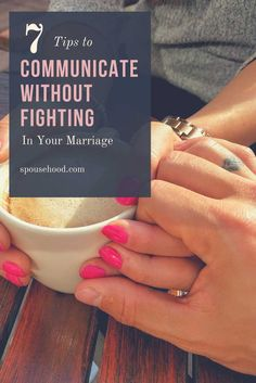 how to communicate in a relationship without fighting
