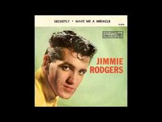 ▶ jimmy rodgers - secretly - YouTube