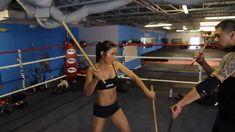 Stick Drill Gemmalyn Crosby and Tuhon Ray Dionaldo (FMA) Filipino Combat...