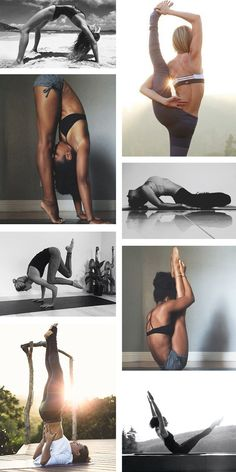 Pushing the boundaries of yoga from pose to pose