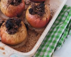 Stenalder-dessert: Bagte æbler | Slankeklubben.dk