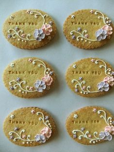 Savannah Wedding Inspirations Coastal Creative Events http://www.creativesavannahweddings.comthank you cookie