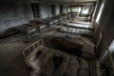once used for patients in a general ward Kempton Park, Abandoned Hospital, Dark Night, Screen Shot, South Africa, Camping, Italy, Explore, History