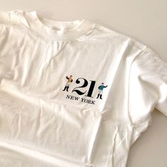 Friday archives fun: T-shirt variety pack! Today we opened a box in the Vignelli archives full of a variety of t-shirts featuring Vignelli-designed graphics! Nyc Subway Map, Massimo Vignelli, Sweatshirts, T Shirt, How To Wear, Friday, Graphics, Club, York