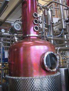 Adnams Copper Distillery