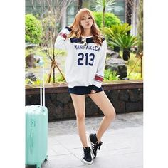 Buy 'DEEPNY – Set: Lettering T-Shirt   Shorts' with Free International Shipping at YesStyle.com. Browse and shop for thousands of Asian fashion items from South Korea and more!