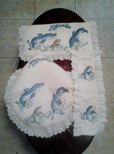Resultado de imagen para juegos de baño con delfines