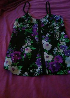 Women's Cute Corset Type Top size Medium #Sunner #underclothingorasatop