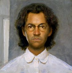 Self-Portrait. Bo Bartlett (b. December 1955 in Columbus, Georgia) is an American realist painter currently residing on Vashon Island in Washington State. American Realism, American Artists, Bo Bartlett, Portrait Art, Portraits, Lifelong Friends, Artist Bio, Magic Realism, Digital Museum
