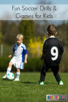 Beginning Soccer Drills for Kids Discover a great training to improve your soccer skills. This helped me and also helped me coach others to be better soccer players Soccer Practice Drills, Soccer Training Drills, Soccer Workouts, Soccer Coaching, Kids Soccer Drills, Soccer Tips, Volleyball Tips, Golf Tips, Soccer Passing Drills