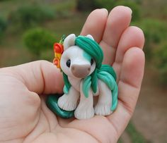 Malachite - Tiny pony 2017