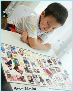 アルバムの作り方大公開!!! | 西宮・神戸【写真を可愛くデコって保存・整理】アルバム作りのお手伝い&スクラップブッキング☆Petit Mimika☆