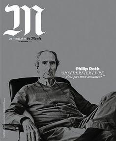 M (France) - Le Monde - Philip Roth