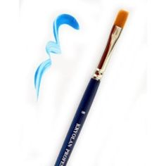 Kryolan Brushes - Flat #8, (7 mm), 4308 by Kryolan. $7.06. Made from high-quality synthetic fibers. 7mm wide. Great for adding details or filling designs. #4308. Kryolan flat brush. Kryolan Flat #8 Face Painting Brush #4308 works well as a medium brush for covering facial areas. Kryolan Torey makeup brushes are made from high quality synthetic Japanese fibers so the brush only absorbs the minimum amount of face paint. The number of the face painting brush follows this rule...