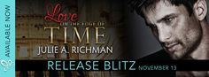 Abibliophobia Anonymous                 Book Reviews: **RELEASE BLITZ**  Love On The Edge Of Time by Jul...