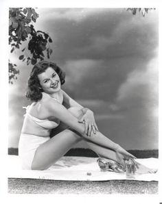 Barbara Hale One 8x10 bxw Photo Photograph 12PU Della Street Perry Mason | eBay