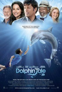 """""""Dolphin Tale"""" - so glad I didn't see this in the theater. I'm sitting here at home a blubbering mess."""