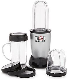 Magic Bullet Hi-Speed Blender & Mixer System. Great for cooking, juicing, smoothies.
