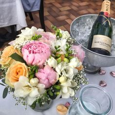 My lovely bridal bouquet
