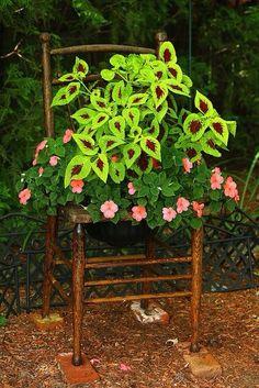 Tuinstoel