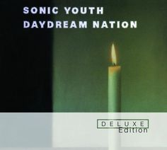 "DAY ""Daydream Nation"" by: Sonic Youth Deluxe Edition Sonic Youth Daydream Nation, New Music, Good Music, Album Covers, Feelings, Youtube, Cover Art, Albums, Amazon"