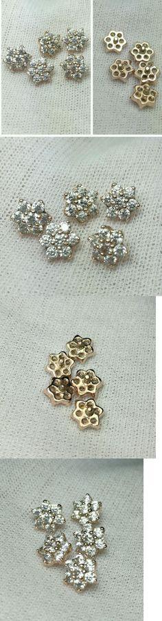 2199 Opal Dermal Tops 14g Rose Gold 12g Titanium by