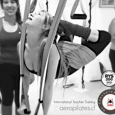 Aero Pilates, Formación Internacional Certificada ANPAP (Asociación Nacional Pilates Aereo AeroPilates)