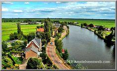Fietsen langs de Amstel in Amstelveen Amsterdam, Water, Outdoor, Kunst, Gripe Water, Outdoors, Outdoor Games, The Great Outdoors