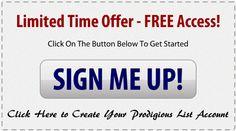 Prodigious List Free Viral List Builder