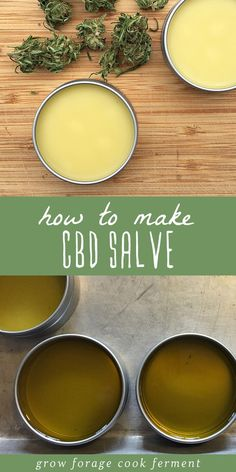 Learn how to make a homemade cannabis CBD salve using CBD infused oil. This natu… Learn how to make a homemade cannabis CBD salve using CBD infused oil. This natural herbal remedy is an easy recipe to make at home. Natural Asthma Remedies, Herbal Remedies, Cold Remedies, Acne Remedies, Hair Remedies, Holistic Remedies, Be Natural, Natural Healing, Natural Foods