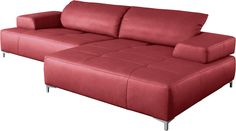 ewald schillig 2 sitzer sofa l conceptplus mit eleganten metallkufen breite 192 cm. Black Bedroom Furniture Sets. Home Design Ideas