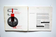 Pioneers of modern typography (Herbert Spencer, 1969) – designers books