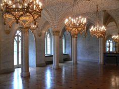 Rosenau Marmorsaal - Schloss Rosenau (Coburg) – Wikipedia
