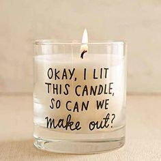 That's truly the ultimate DIY home decor project. You can let your creative juices flowing and create and enjoy special pieces that a White Candles, Diy Candles, Candle Jars, Homemade Candles, Funny Candles, Candle Labels, Unique Candles, Luxury Candles, Scented Candles